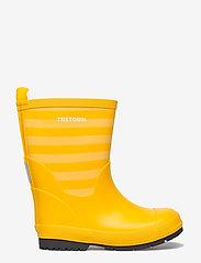 Tretorn - GRNNA - bottes en chaouthouc - yellow/yellow - 1