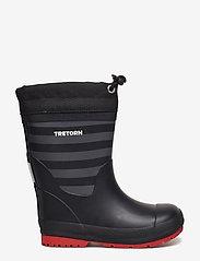 Tretorn - GRNNA VINTER - gumowce ocieplane - black/grey - 2