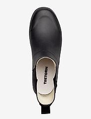 Tretorn - EVA LG - rain boots - black/black - 3