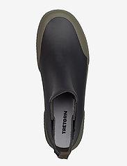 Tretorn - BOLT - bottes de pluie - 019/black/field - 3