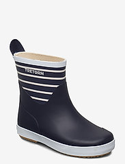 Tretorn - WINGS KIDS - bottes en chaouthouc - 088/navy/stripe - 0