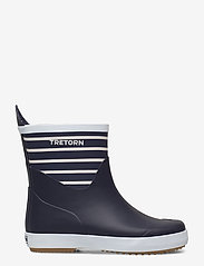 Tretorn - WINGS KIDS - bottes en chaouthouc - 088/navy/stripe - 1