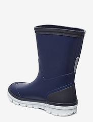 Tretorn - AKTIV - bottes en chaouthouc - navy/grey - 2