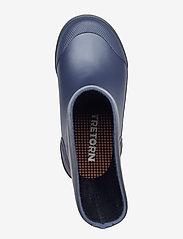 Tretorn - AKTIV - bottes en chaouthouc - navy/grey - 3