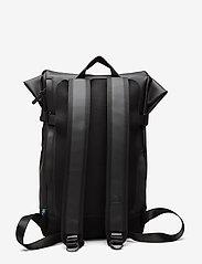 Tretorn - MALMO ROLLTOP - ryggsäckar - 010/black - 1