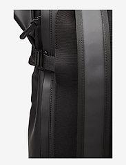 Tretorn - MALMO ROLLTOP - ryggsäckar - 010/black - 3