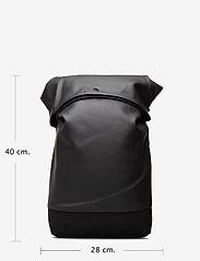 Tretorn - MALMO ROLLTOP - ryggsäckar - 010/black - 6
