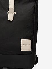 Tretorn - OCEAN NET ROLLTOP - väskor - 015/black/sand - 4