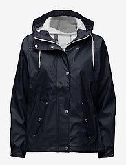 Tretorn - TORA RAINJACKET - vestes legères - navyblue - 0