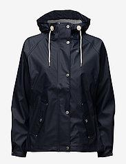 Tretorn - TORA RAINJACKET - light jackets - navyblue - 1