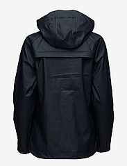 Tretorn - TORA RAINJACKET - light jackets - navyblue - 2