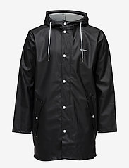 Tretorn - WINGS RAINJACKET - regnjackor - black - 1