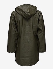 Tretorn - WINGS RAINJACKET - kläder - forest green - 6