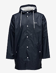 Tretorn - WINGS RAINJACKET - rainwear - navy - 1