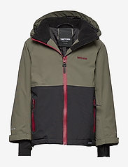 Tretorn - AKTIV COLD WEATHER JACKET - veste rembourrée - 064/field green - 0
