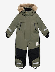 Tretorn - SAREK EXPEDITION OVERALL - snowsuit - 063/field green - 0
