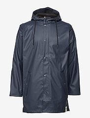 Tretorn - WINGS PLUS RAINJACKET - jackor & rockar - 022/blue nights - 1