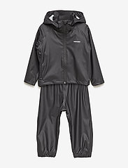 Tretorn - KIDS PACKABLE RAINSET - ensembles - 010/black - 0
