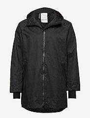 Tretorn - M'S METRO 2.0 - vêtements de pluie - jet black - 0
