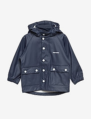 Tretorn - KIDS WINGS RAINCOAT - vestes - 080/navy - 0