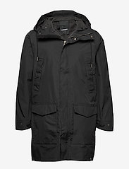 Tretorn - MENS RAIN JACKET FROM THE SEA - parkas - 014/deep end bl - 0