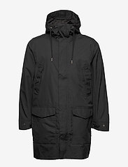 Tretorn - MENS RAIN JACKET FROM THE SEA - parkas - 014/deep end bl - 1