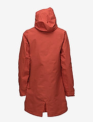 Tretorn - WOMENS RAIN JACKET FROM THE SE - parki - 052/gunwale red - 2
