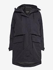Tretorn - ARCH JKT WMN - vêtements de pluie - 084/dark navy - 0
