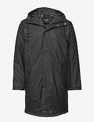 Tretorn - WINGS MONOCROME PADDED - manteaux de pluie - 011/jet black - 1