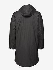 Tretorn - WINGS MONOCROME PADDED - manteaux de pluie - 011/jet black - 3
