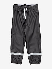 Tretorn - KIDS EXPLORER RAINPANTS - pantalons - 011/jet black - 0