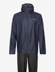 Tretorn - PACKABLE RAINSET - manteaux de pluie - 080/navy - 0