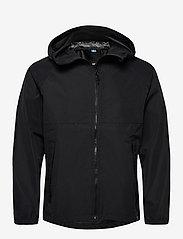 Tretorn - BLEETER - manteaux de pluie - 011/jet black - 0