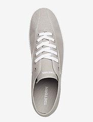 Tretorn - NYLITE - baskets basses - 005/grey/white - 3