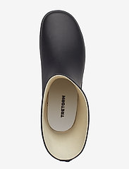 Tretorn - BASIC MID - rain boots - 010/black - 3