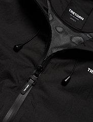 Tretorn - BREEZE JKT WMS - tunna jackor - 011/jet black - 2