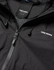 Tretorn - BREEZE JKT MEN - rainwear - 011/jet black - 3