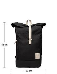 Tretorn - OCEAN NET ROLLTOP - väskor - 015/black/sand - 6