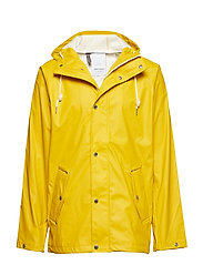 SIXTEN RAINJACKET - SPECTRA YELLOW