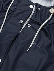 Tretorn - TORA RAINJACKET - light jackets - navyblue - 3