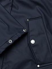 Tretorn - TORA RAINJACKET - light jackets - navyblue - 4