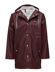 WINGS RAINJACKET - 055/MAROON