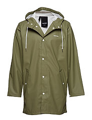 WINGS RAINJACKET - 061/SEAGRASS