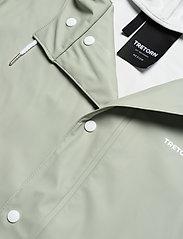 Tretorn - WINGS RAINJACKET - płaszcze przeciwdeszczowe - 069/shadow gree - 3