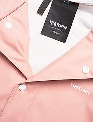 Tretorn - WINGS RAINJACKET - regnjackor - 092/heather - 2