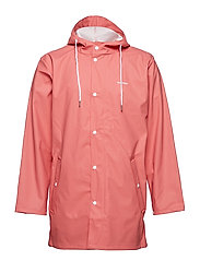 WINGS RAINJACKET - 098/CORAL