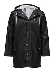 WINGS RAINJACKET - BLACK