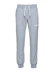 TRACK PANTS - GREY MéLANGE