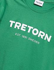 Tretorn - T-SHIRT - t-shirts à manches courtes - green - 2