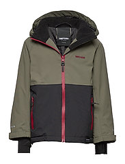 AKTIV COLD WEATHER JACKET - 064/FIELD GREEN